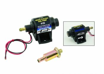 Mr. Gasket - Mr. Gasket Electric Fuel Pump - Carburetor