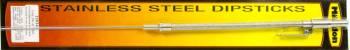 Milodon - Milodon Stainless Steel Oil Dipstick - Ford FE