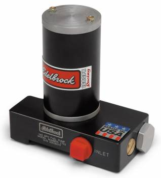 Edelbrock - Edelbrock Electric Fuel Pump - 160 GPH