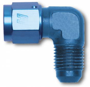 Russell Performance Products - Russell #6 Female to #6 Male 90° Coupler