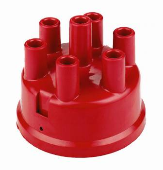 Mallory Ignition - Mallory Distributor Cap - 6 Cylinder