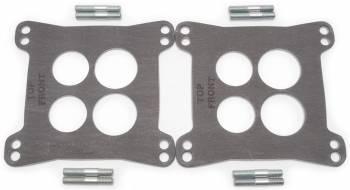 Edelbrock - Edelbrock Performer Series Heat Insulator Gaskets - Square Bore