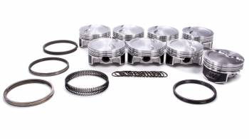 Wiseco - Wiseco GM LS Series Piston Set 4.030 Bore -8cc