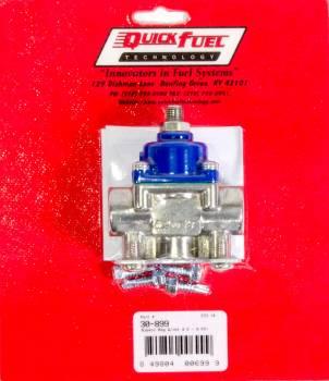 Quick Fuel Technology - Quick Fuel Technology Bypass Regulator With Jet