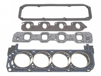 Edelbrock - Edelbrock Cylinder Head Gasket Set - Includes Intake, Exhaust, Head, Waterneck, Distributor, Valve Cover Gaskets