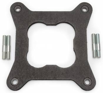 Edelbrock - Edelbrock Performer Series Heat Insulator Gaskets - Square Bore