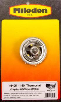 Milodon - Milodon 160 Thermostat - Chrysler