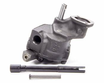 "Melling Engine Parts - Melling SB Chevy Hi-Volume Oil Pump w/3/4"" Inlet"