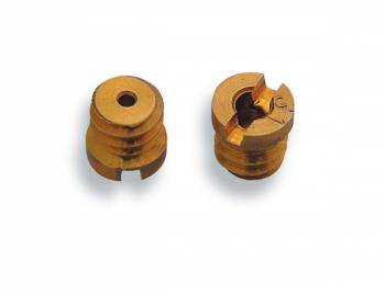 """Holley Performance Products - Holley Carburetor Emulsion Jet - Hole Size: .020"""""""