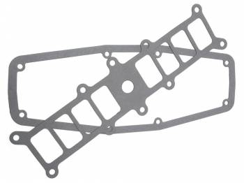 Edelbrock - Edelbrock Performer 5 Gasket Set - Includes Base-To-Upper / Plenum Cover Gaskets