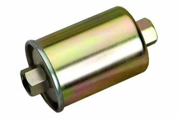 "Professional Products - Professional Products Inline EFI Fuel Filter - 1/4"" NPT Ports"