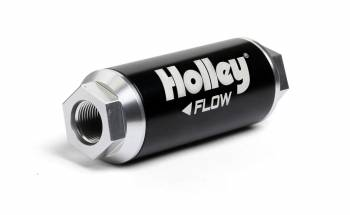 Holley Performance Products - Holley Dominator Billet Fuel Filter - 260 GPH