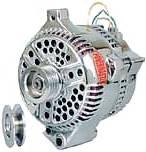 Powermaster Motorsports - Powermaster Alternator - Ford 3G