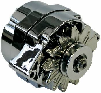 Proform Performance Parts - Proform Chrome 1-Wire Alternator - GM