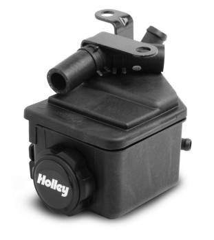 Holley Performance Products - Holley Power Steering Reservoir Kit for LS Brackets