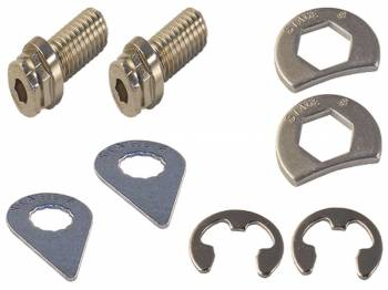 "Stage 8 Locking Fasteners - Stage 8 Header Bolt Kit - 6pt. 3/8-16 x 1"" (2)"