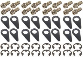 Stage 8 Locking Fasteners - Stage 8 Header Bolt Kit - 6pt. 3/8-16 x 3/4 (16)