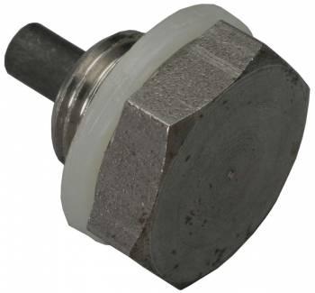 "Trans-Dapt Performance - Trans-Dapt Magnetic Oil Pan Drain Plug 0.5"" -20 Standard"