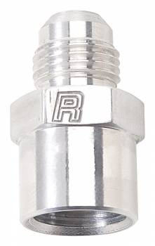 Russell Performance Products - Russell -6 AN to 5/8-18 Inverted Flare Adapter Female