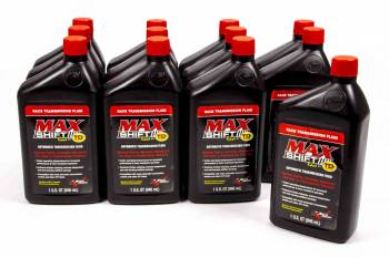 TCI Automotive - TCI Max Shift™ Racing Transmission Fluid Quart Bottles (Case of 12)