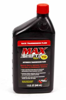 TCI Automotive - TCI Max-Shift™ Racing Transmission Fluid Quart Bottle