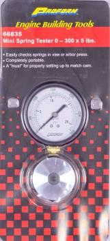Proform Performance Parts - Proform Mini Valve Spring Tester - 0-300 x 5 lb Tester