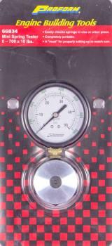Proform Performance Parts - Proform Mini Valve Spring Tester - 0-700 x 10 lb Tester