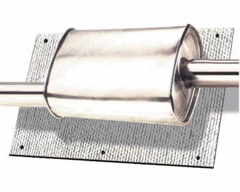 Thermo-Tec - Thermo-Tec Muffler/Catalytic Converter Heat Shield