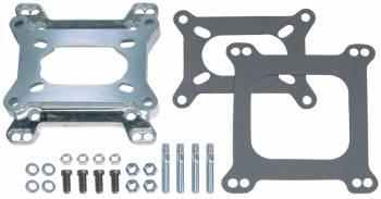 Trans-Dapt Performance - Trans-Dapt Carburetor Adapter - 4 bbl. Carburetor To 2bbl. Manifold