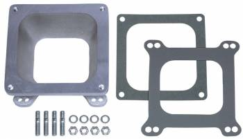 Trans-Dapt Performance - Trans-Dapt Carburetor Adapter - Holley 4500 Dominator Carburetor To Standard Holley and AFB Manifold