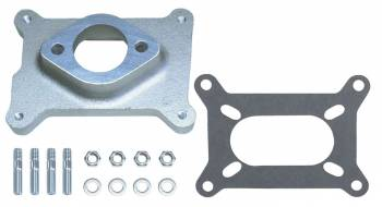 "Trans-Dapt Performance - Trans-Dapt Carburetor Adapter - Holley 350-500-650 CFM 2 bbl. To Ford Straight 6 Manifold Or Venturi Manifolds w/ 2-5/8"" Centers"