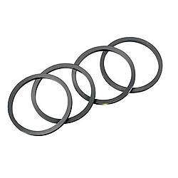 Wilwood Engineering - Wilwood Square O-Ring Kit - 1.62/1.12/1.12