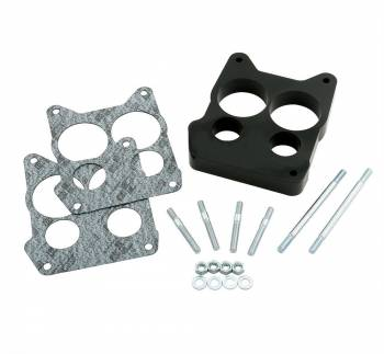 Mr. Gasket - Mr. Gasket Phenolic Thermal Insulating Carburetor Spacer - Quadrajet Four-Hole Design