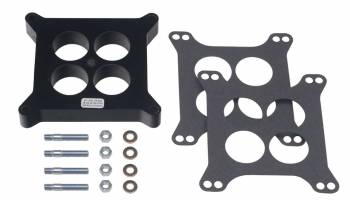 "Trans-Dapt Performance - Trans-Dapt Swirl-Torque Plastic Phenolic Carburetor Spacer - 1"" Holley/AFB"