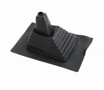 "Mr. Gasket - Mr. Gasket Euro Sport Angle Style Shifter Boot - 4.5 x 6"" Base"