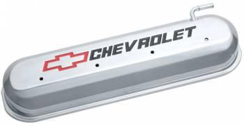 Proform Performance Parts - Proform GM LS Valve Covers - Slant Edge - Polished
