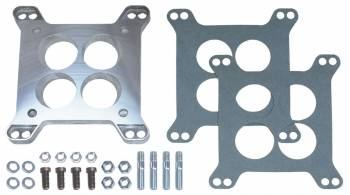 "Trans-Dapt Performance - Trans-Dapt Carburetor Adapter - 4 bbl. 11/16"" Port To 1 7/16"" Manifold"