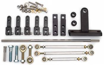 Edelbrock - Edelbrock Victor Ram 2-R Throttle Linkage Sideways