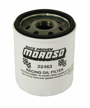 Moroso Performance Products - Moroso Racing Oil Filter