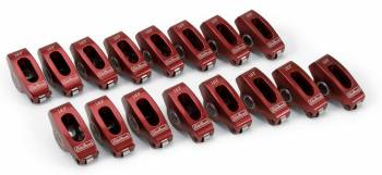 Edelbrock - Edelbrock SB Ford Roller Rocker Arm Set - 1.6 Ratio 3/8 Stud