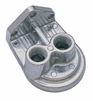 Trans-Dapt Performance - Trans-Dapt Remote Oil Filter Bracket - Single