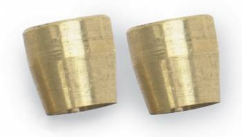 Russell Performance Products - Russell #6 Replacement Brass Ferrules 2 Pack