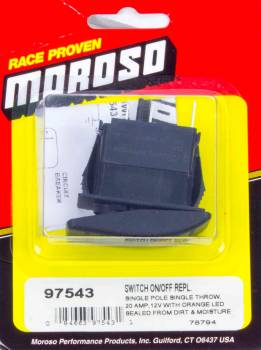 Moroso Performance Products - Moroso Replacement Lighted On/Off Switch