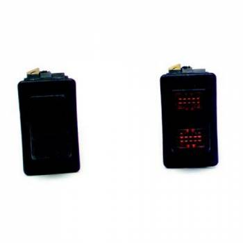 Painless Performance Products - Painless Performance Black Rocker Switch w/o Lights