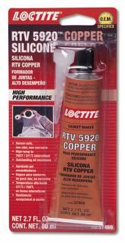 Loctite - Loctite RTV 5920 Copper Silicone 80ml/2.7oz