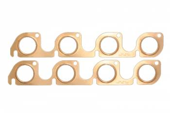 SCE Gaskets - SCE SB Ford Copper Exhaust Gaskets