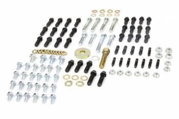 Milodon - Milodon SB Chevy Engine Fastener Kit w/o Head Bolts