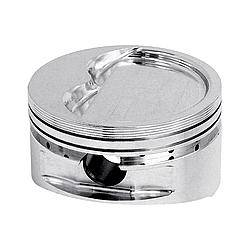 Sportsman Racing Products - SRP SB Chevy 400 Dished Piston Set 4.165 Bore -21cc