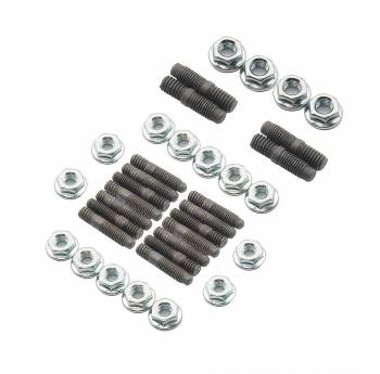 "Mr. Gasket - Mr. Gasket Ultra Seal Oil Pan Stud Kit - 0.25"" -20/28 x 1 1/8"""