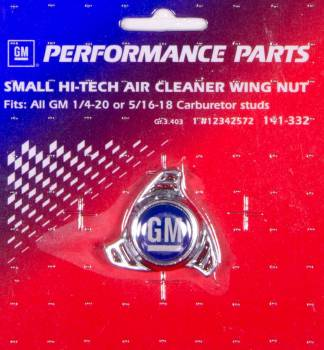 Proform Performance Parts - Proform Air Cleaner Nut - GM Emblem - Hi-Tech